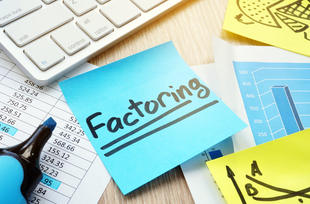 ファクタリングは主に一括・医療報酬・保障・国際の4つに分けられる 一般的には一括ファクタリング