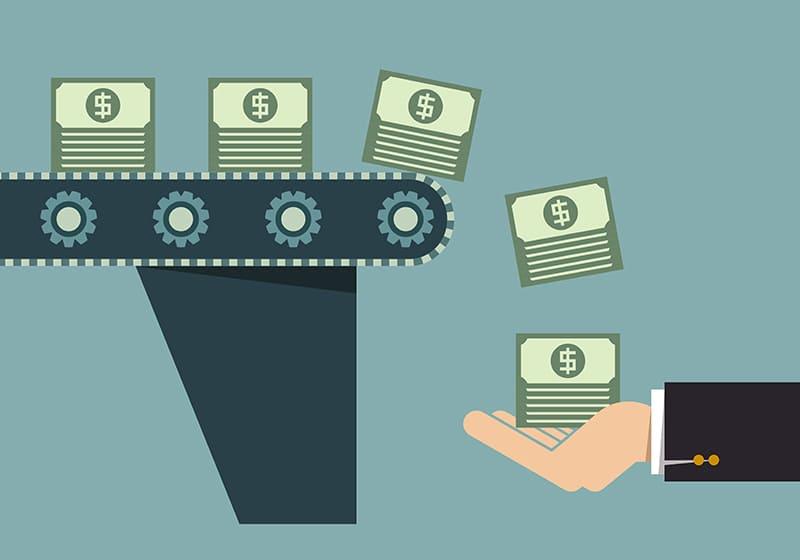 ファクタリングは貸金業ではない 貸金業法や利息制限法には該当せず規制する法律はない