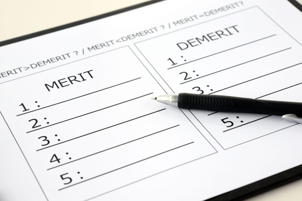 債権譲渡登記のメリットとデメリット