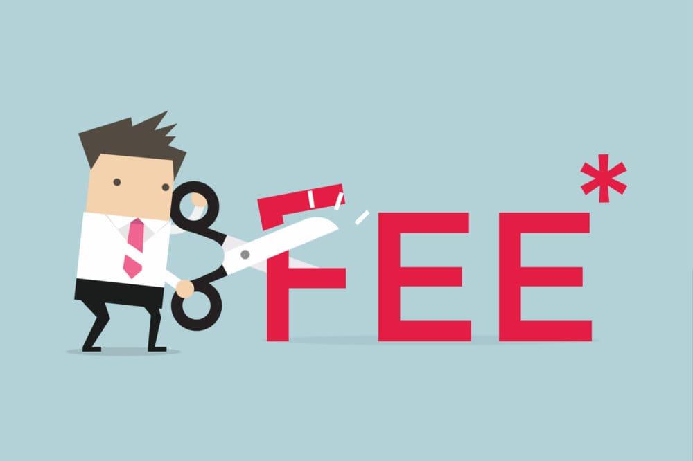 手数料の支払いタイミングと留保金の戻るタイミング